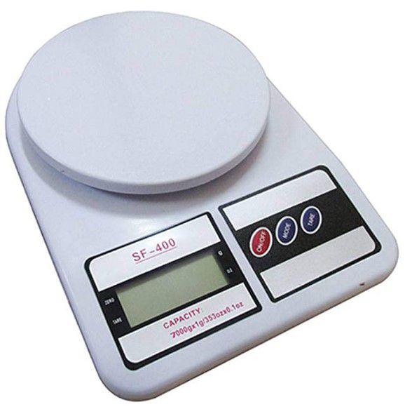 Balança De Cozinha Digital Precisão Digital 10kg