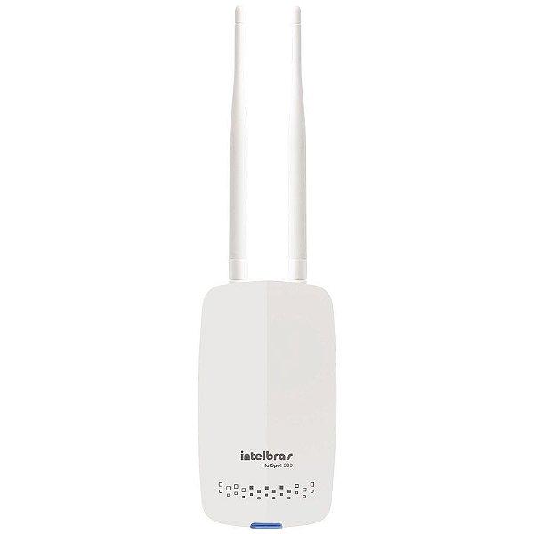 Roteador Wireless Intelbras HotSpot 300 com Check-in no Facebook