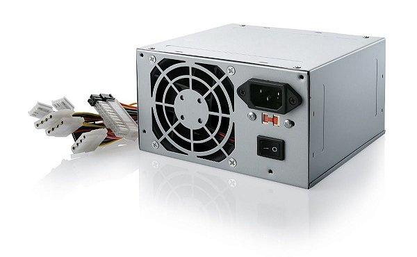 FONTE ATX 400W NOMINAL REAL COMPUTADOR PC MULTILASER