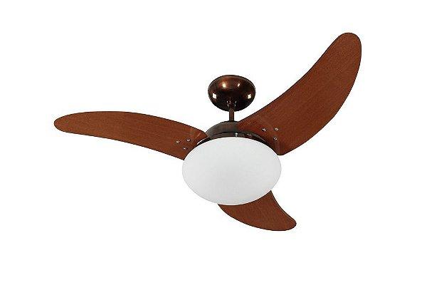 Ventilador Solano Cobre 127v.