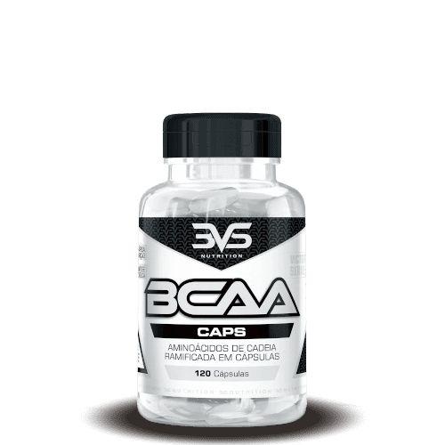 BCAA CAPS ATTACK - 3VS Nutrition | 120 cápsulas