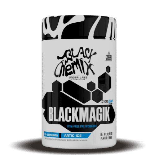 BLACKMAGIK - Black Chemix by Under Labz   450 gramas
