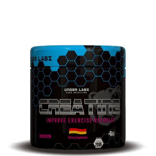 GERMAN CREATINE MONOHYDRATE - Under Labz   200 gramas