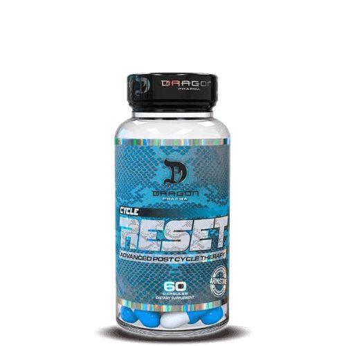 CYCLE RESET - Dragon Pharma | 60 cápsulas