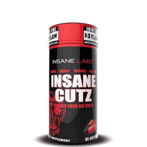INSANE CUTZ - Insane Labz | 45 cápsulas