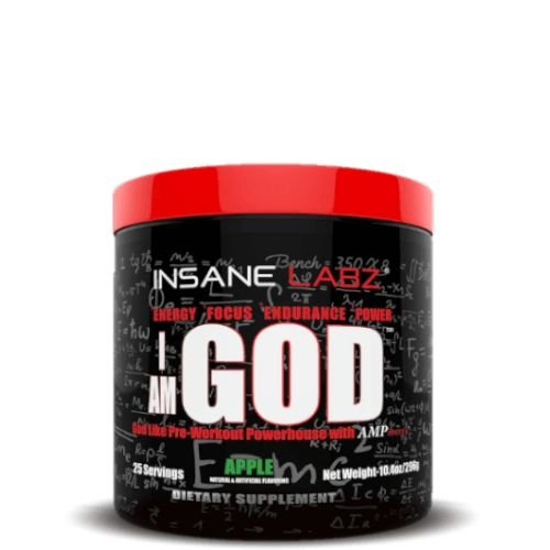I AM GOD - Insane Labz | 296 gramas
