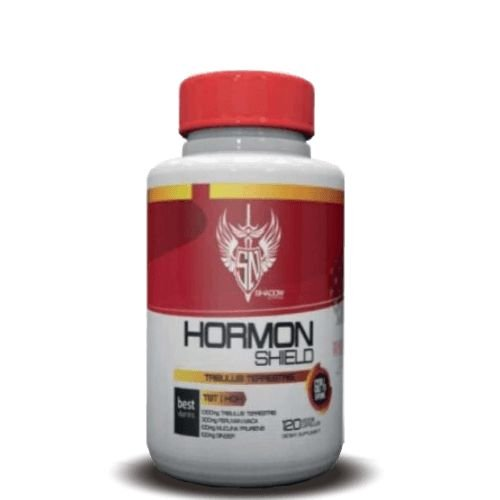 TRIBULUS TERRESTRIS HORMON SHIELD 1500mg - Shadow Nutrition | 120 cápsulas
