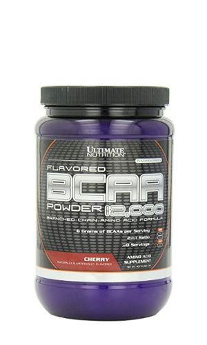 BCAA 12.000 POWDER FLAVORED - Ultimate Nutrition | 228 gramas