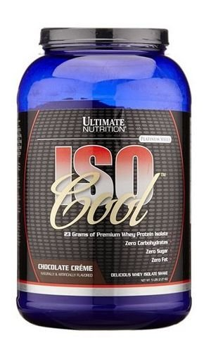 ISOCOOL - Ultimate Nutrition | 907 gramas