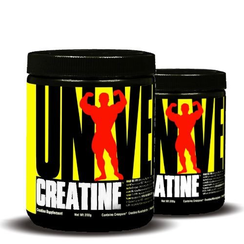 KIT 2 CREATINE - Universal Nutrition | 2x 200 gramas