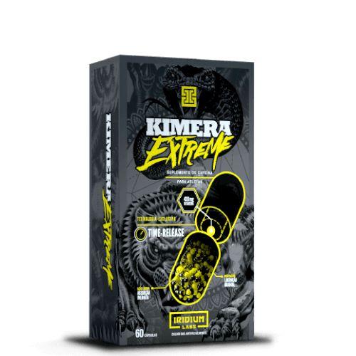 KIMERA EXTREME - Iridium Labs | 60 cápsulas