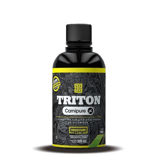 TRITON L-CARNITINA - Iridium Labs | 320ml