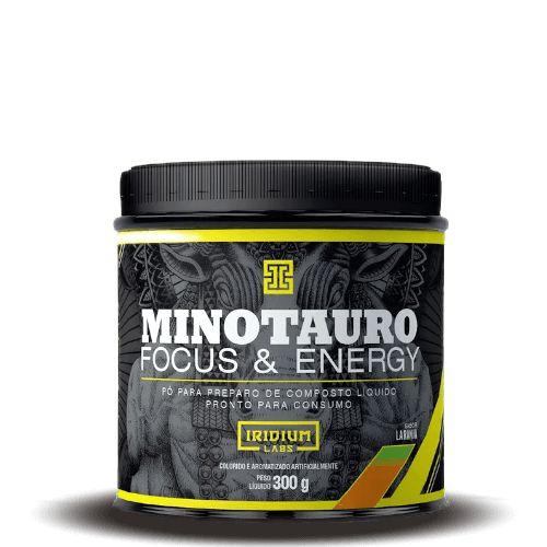 MINOTAURO FOCUS & ENERGY - Iridium Labs | 300 gramas