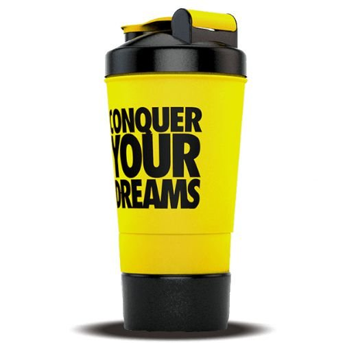 COQUETELEIRA CONQUER YOUR DREAMS - Iridium Labs | 500ml - Amarela