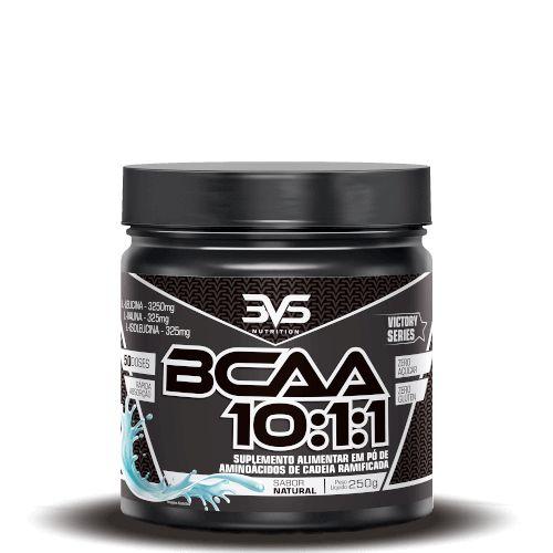 BCAA 10:1:1 - 3VS Nutrition | 250 gramas