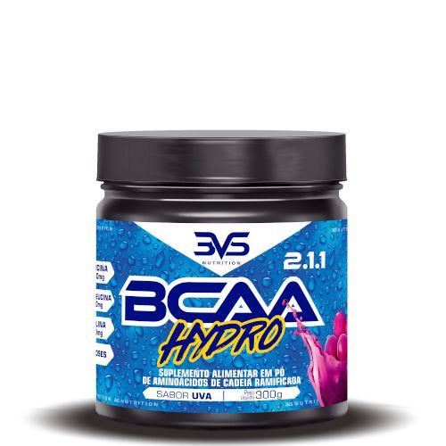 BCAA HYDRO - 3VS Nutrition | 300 gramas