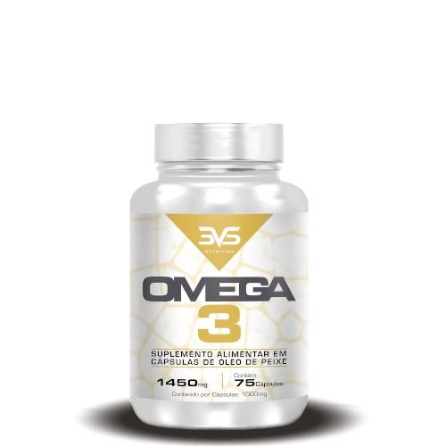 OMEGA 3 - 3VS Nutrition | 75 cápsulas