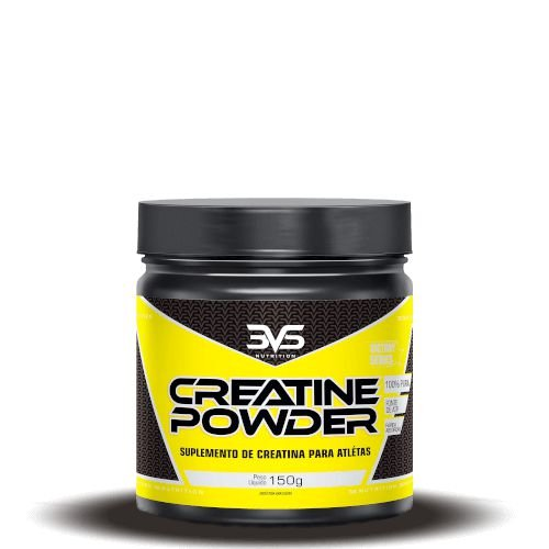 CREATINE POWDER - 3VS Nutrition | 150 gramas