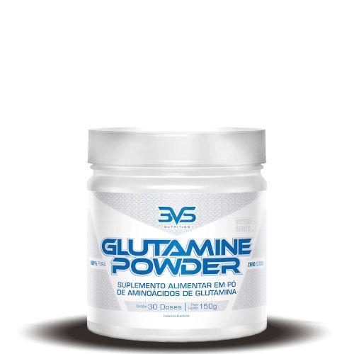 GLUTAMINE POWDER - 3VS Nutrition | 150 gramas