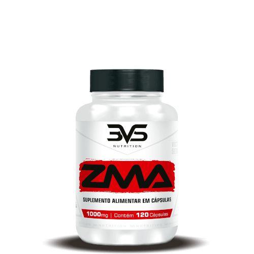 ZMA 1000mg - 3VS Nutrition | 120 cápsulas