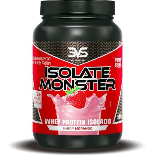 WHEY PROTEIN ISOLATE MONSTER - 3VS Nutrition | 900 gramas