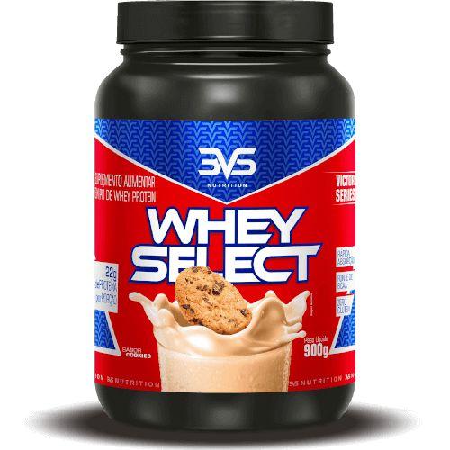 WHEY PROTEIN SELECT - 3VS Nutrition | 900 gramas