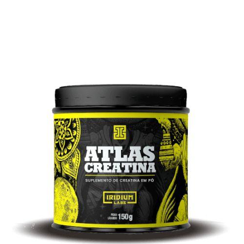 ATLAS CREATINA - Iridium Labs | 150 gramas