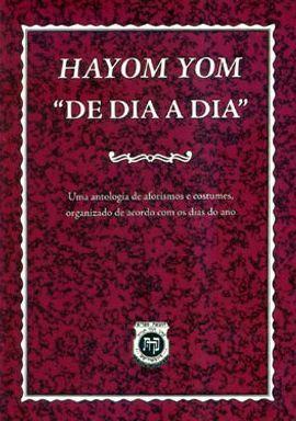 Hayom Yom: de dia a dia