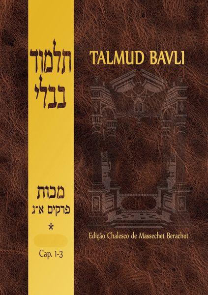 Talmud Bavli: Macot cap. 1-3