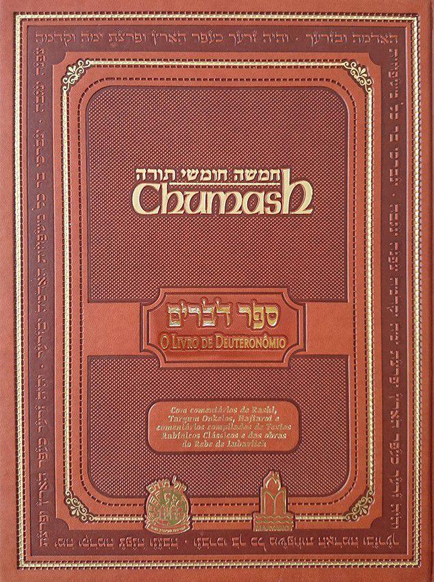 Chumash Gutnick - o Livro de Deuteronômio (Devarim)