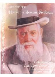 Houve um Homem Piedoso - autor Abraham Serruya