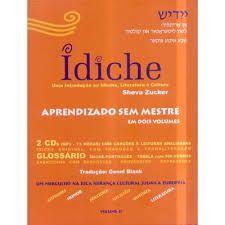 Ídiche, uma introdução ao idioma, literatura e cultura 2