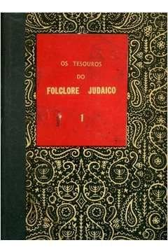 Os Tesouros do Folclore Judaico vol 4