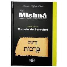 Mishna tratado de berachot seder de zeraim
