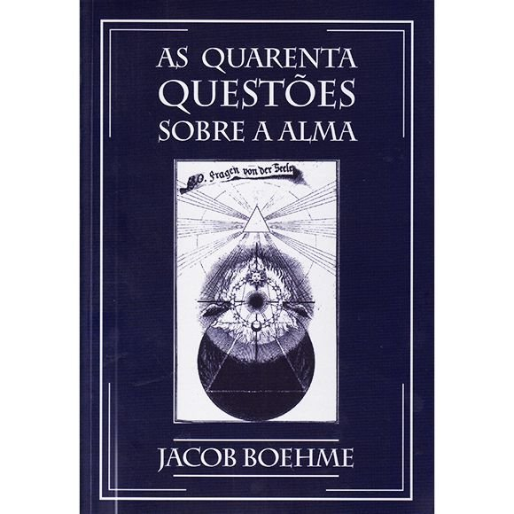As quarenta questões sobre a alma