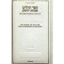 Tehillim  the book of psalms
