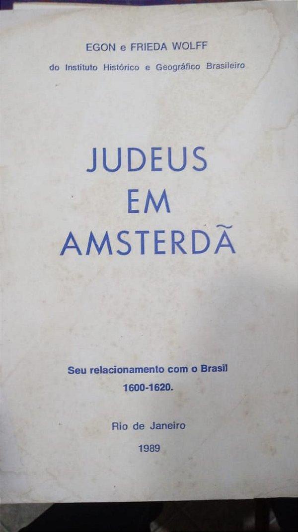 Judeus em Amsterdã