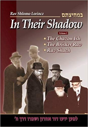 In their Shadow volume 1