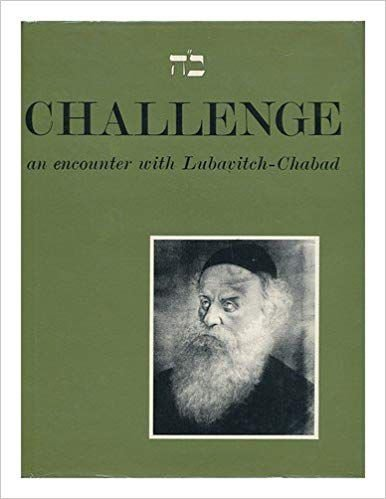 CHALLENGE an encounter with Lubavitch-Chabad