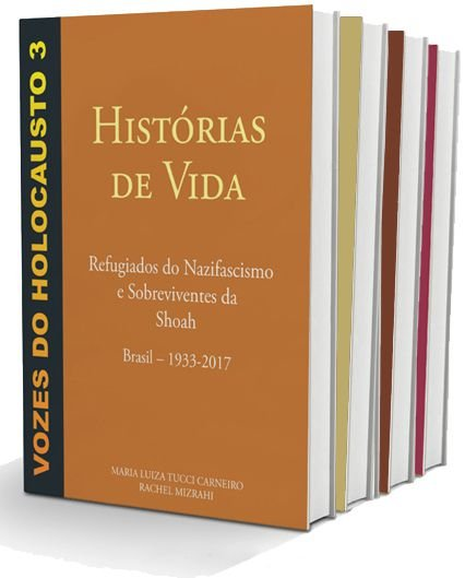 Vozes do Holocausto - 4 vols