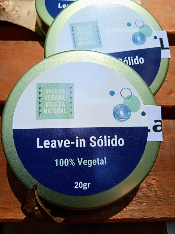 Leave-in Sólido