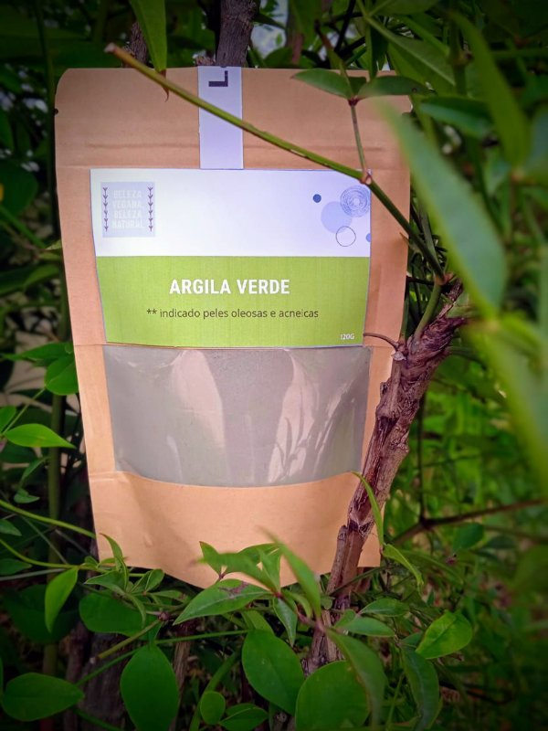 Mix Argila Verde + Blend Termal Flor de Laranjeira