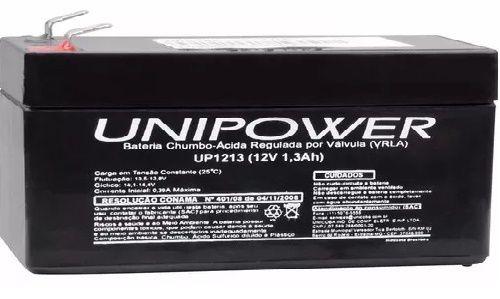 Bateria Para Relógios De Ponto (1.3ah 12v)