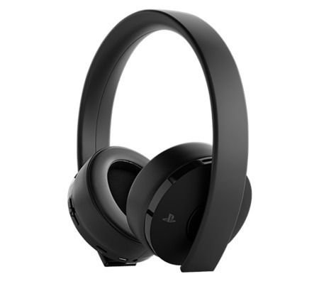 Headset Sony 7.1 New Gold