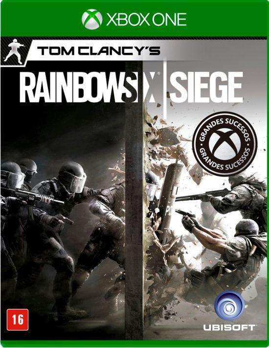 Jogo Xbox One - Rainbow Six Siege