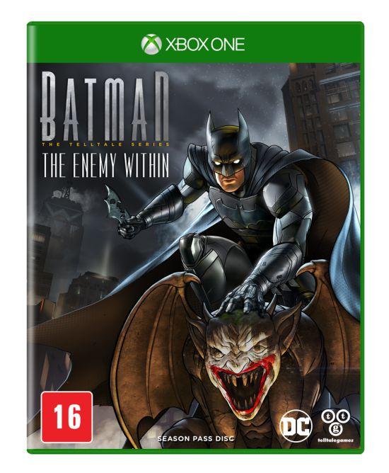 Jogo Xbox One - Batman the Enemy Withim