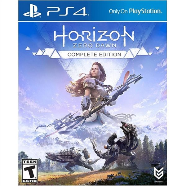 Jogo Playstation 4 - Horizon Zero Dawn Complete Edition
