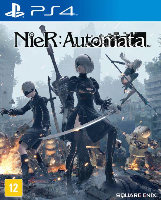 Jogo Playstation 4 - NieR: Automata
