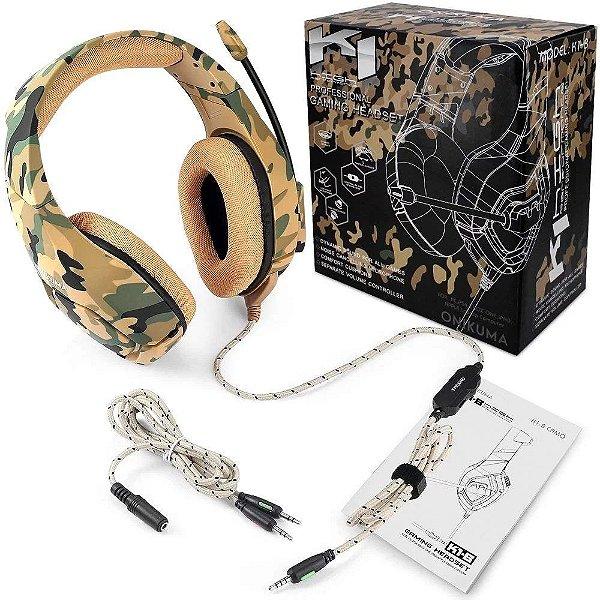 Headset Okinukuma K1