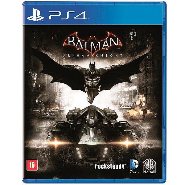 Batman: Arkham Knight - PS4 (SemiNovo)
